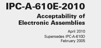 IPC-A-610E-2010