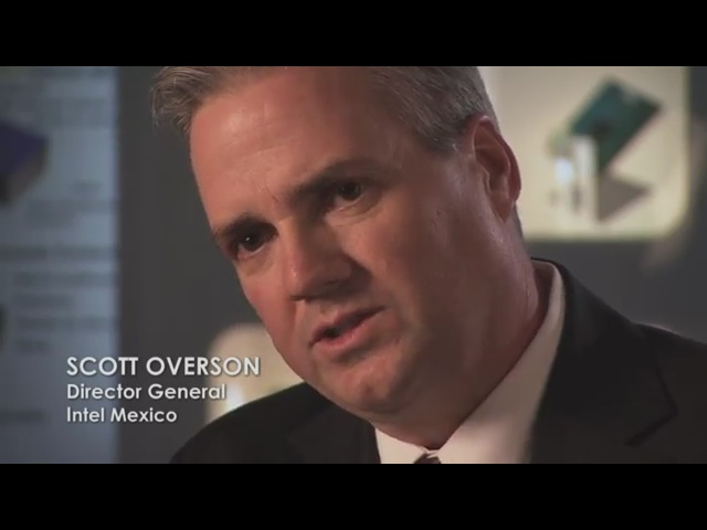 Scott Overson - Director General - Intel Mexico
