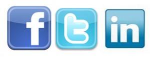 Reclutamiento Social - Facebook Twitter Linkedin